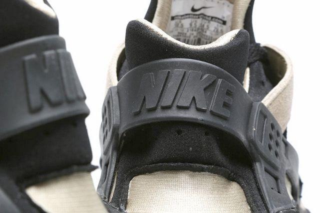 Nike Air Huarache Flint Spin Black Bump 1