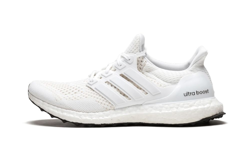 adidas UltraBOOST 1.0 Triple White Right