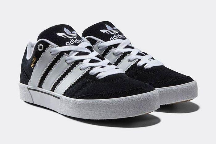 Adidas Palace Oreardon Black Front Side