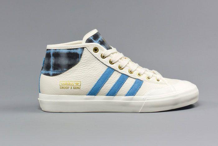 Adidas Atchcourt Mid Snoop X Gonz 4