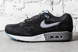 Nike Air Max 1 Premium Black N Blue Thumb1