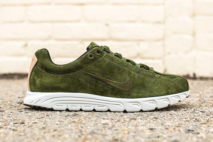 Nike Mayfly Leather Prm Legion Green 9