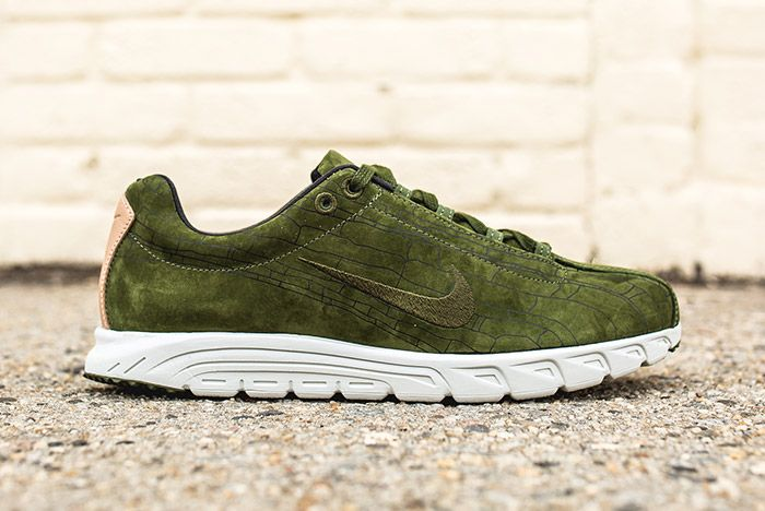 Nike Mayfly Leather Prm Legion Green 9