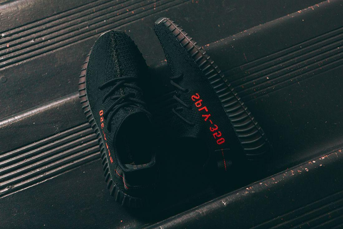 Adidas Yeezy Boost 350 V2 Black12