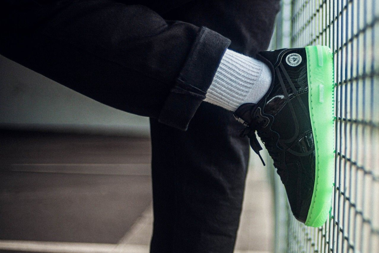 Nike Air Force 1 React LV8 'All Star'