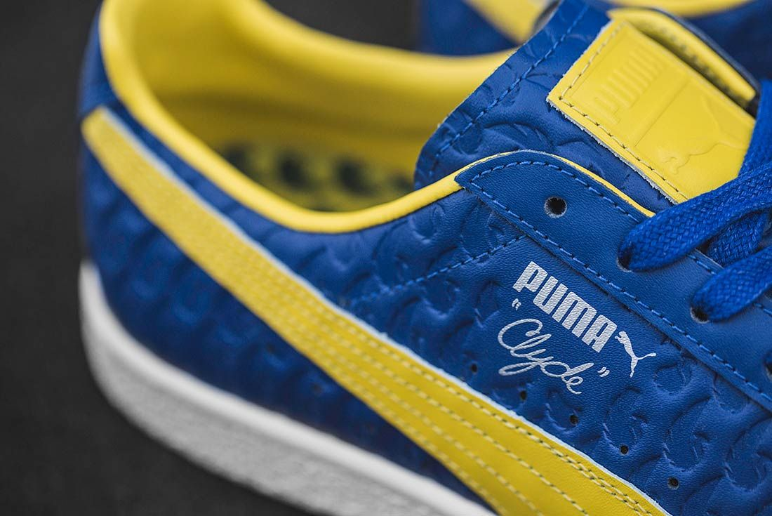 Puma Clyde Atlanta Pack 4
