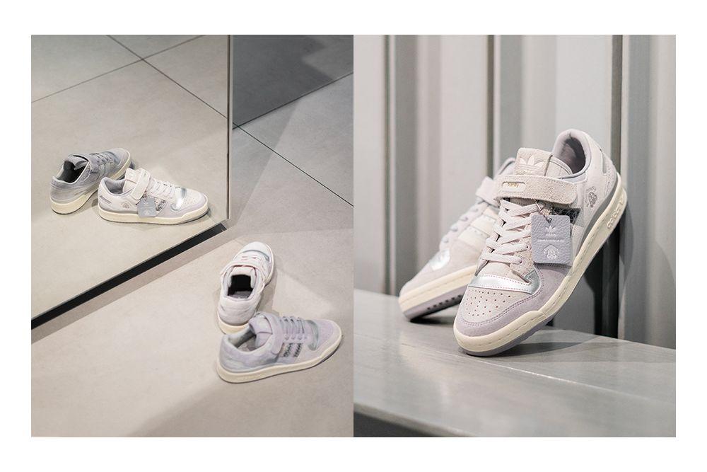 Footpatrol x adidas Forum Low