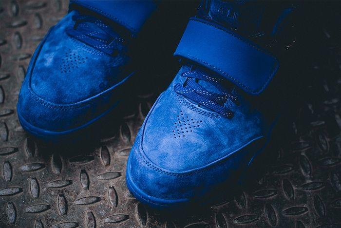 Nike Air Cruz Giants Blue 3