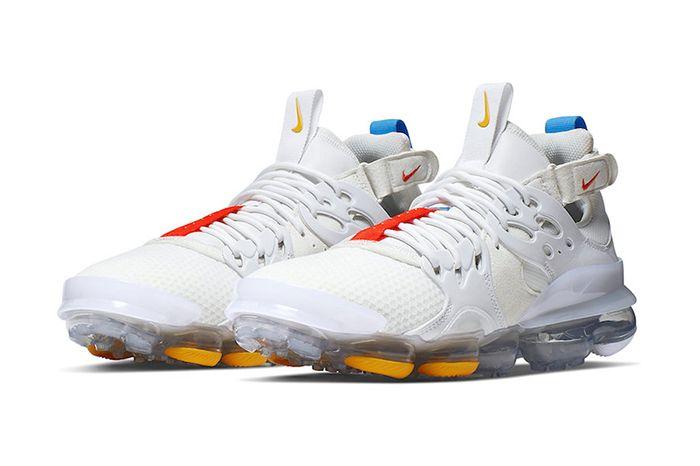 Nike Air Vapormax Dmsx White At8179 100 Release Date Pair