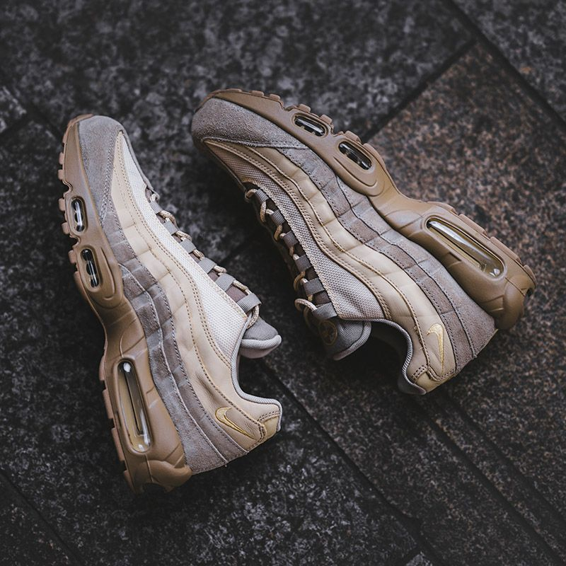 Nike's New Air Max 95 Never Gets Dirty