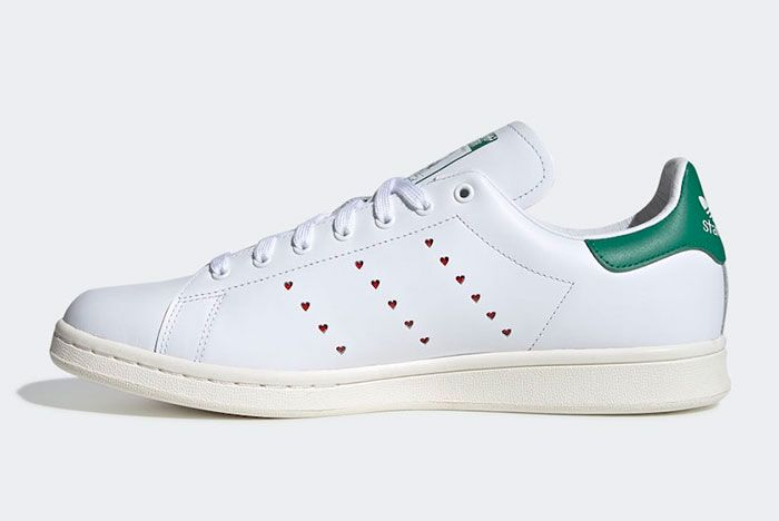 Human Made Adidas Stan Smith Fx4259 Medial