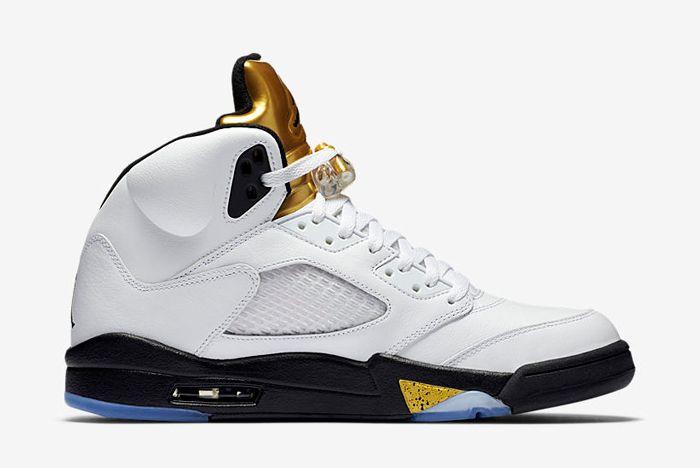 Air Jordan 5 Olympic 5