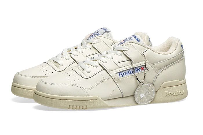 Reebok Workout Low Plus Vintage