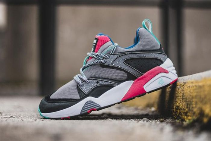 Crossover X Puma Blaze Of Glory Roses2