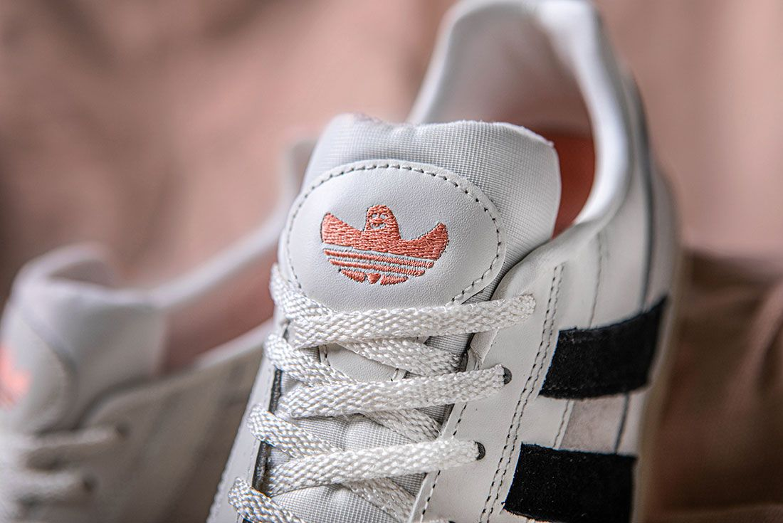 Adidas Mark Gonzales Aloha Super Close Up Logo