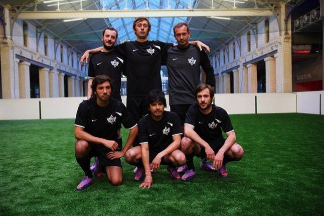 Nike Paris City Cup 17 1