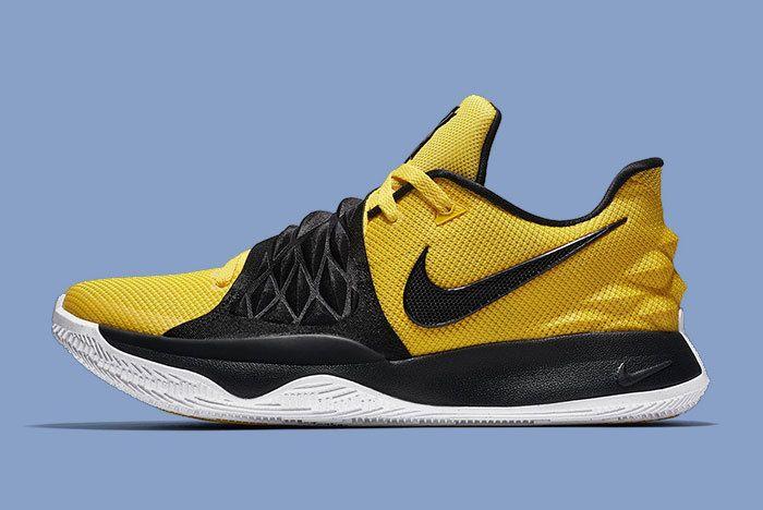 Nike Kyrie Low 1 Amarillo Yellow 2