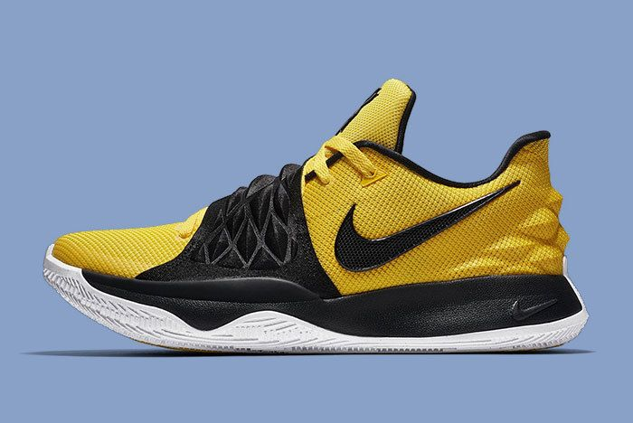 Nike Kyrie Low 1 Amarillo Yellow 2