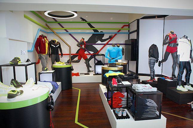 Nike Sydney Pop Up Store 8 1