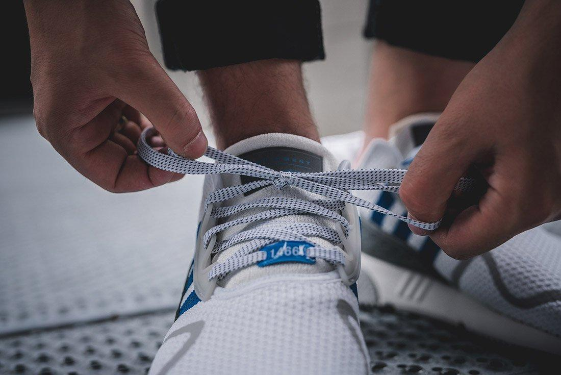 Adidas Eqt Cushion Adv Blue 1