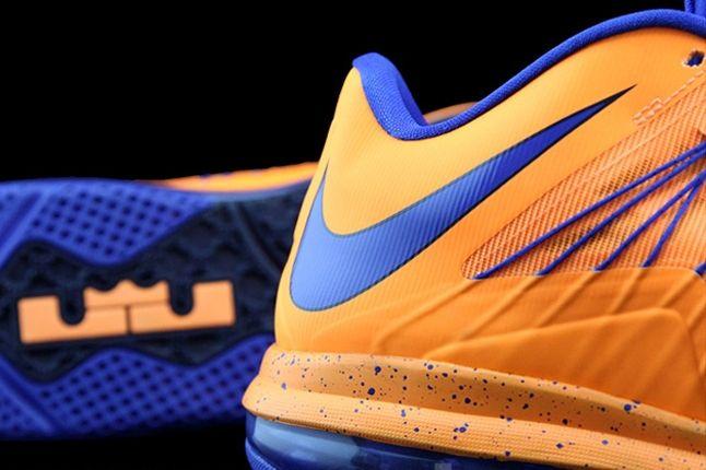 Nike Lebron X Low Hwc Heel 1