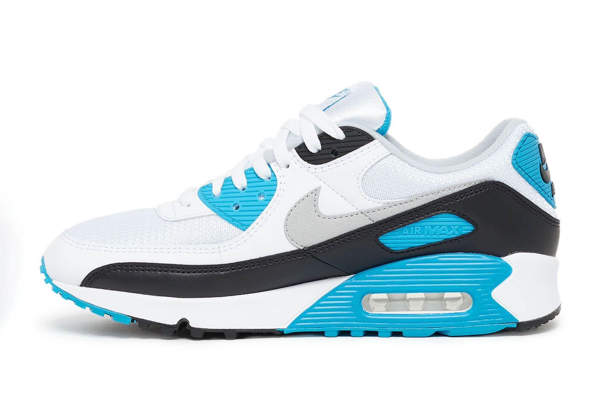 Nike Air Max 90 (Laser Blue)