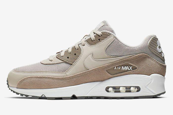 Nike Air Max 90 Sepia Stone Left
