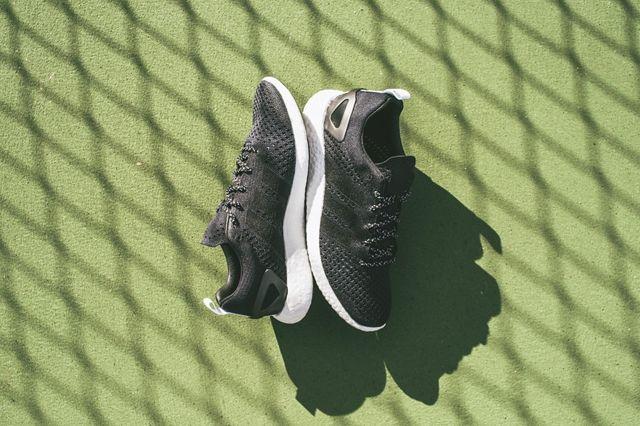 Adidas Primeknit Pureboost Black 1