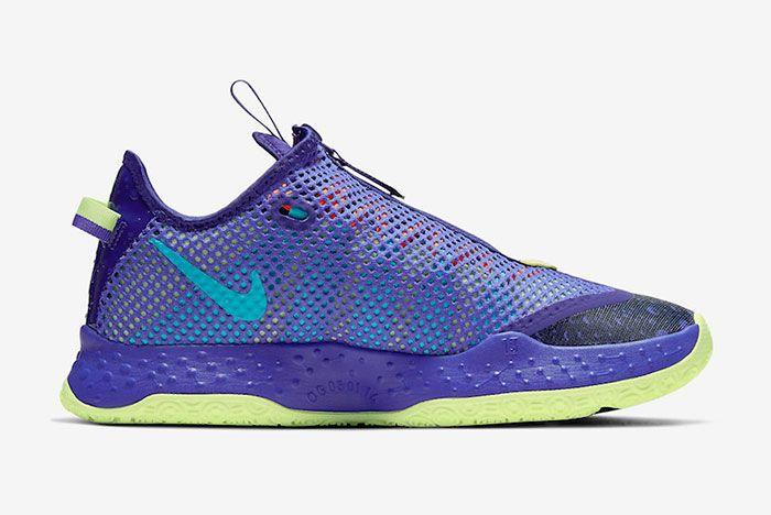 Nike Pg 4 Gatorade Purple Release Date 2Official