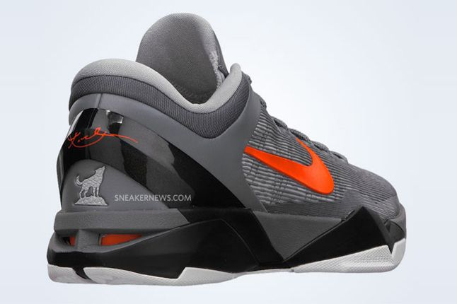Nike Zoom Kobe Vii Wolf 1 1
