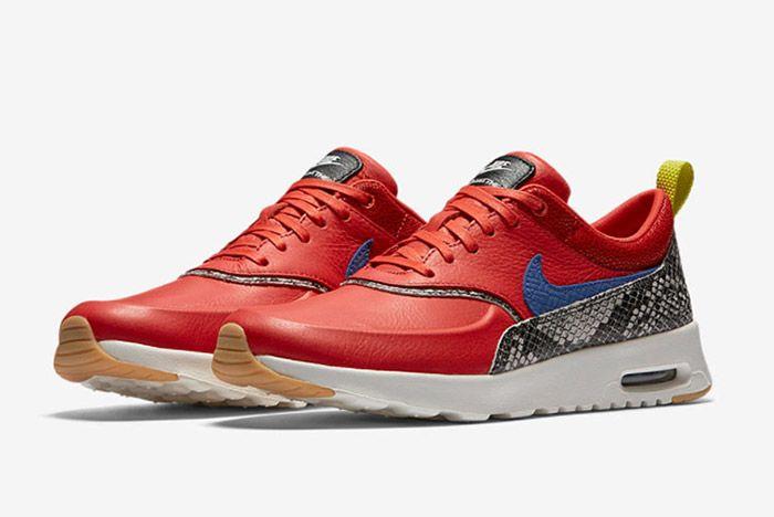 Nike Air Max Thea Lx Max Orange 1