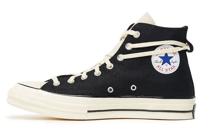Fear Of God Converse Chuck 70 Black Left