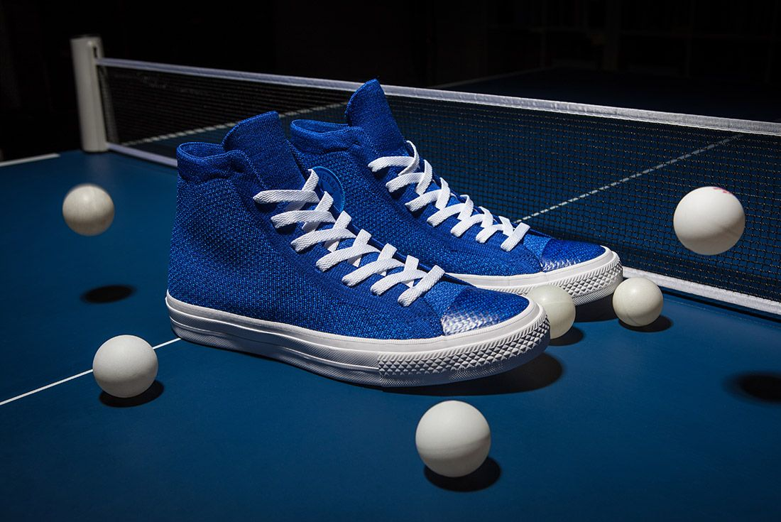 Cons Flyknit Blue 9443