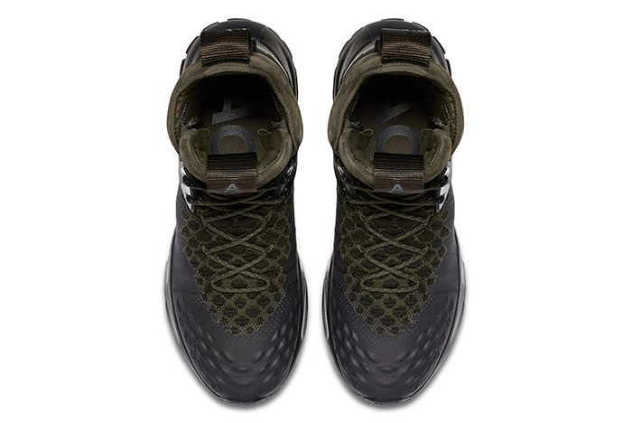 Nike Acg Zoom Tallac Flyknit Olive 4