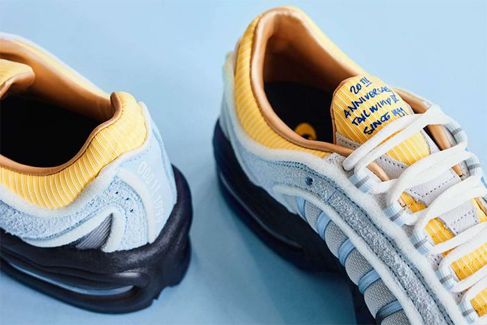 Sneakersnstuff Nike Air Max Tailwind 4 Iv 20Th Anniversary Ck0901 400 Release Date Tongue