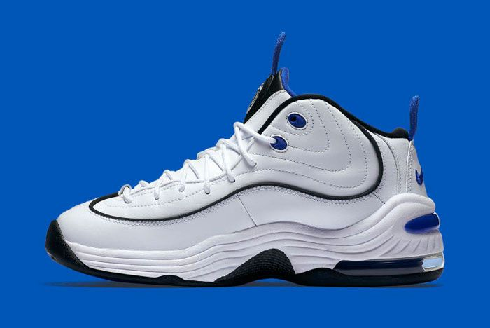 Nike Air Penny 2 Blue 3