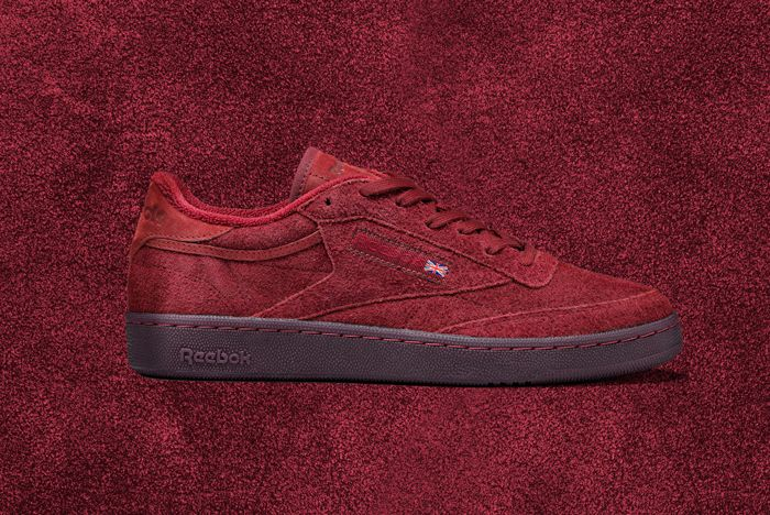 Size X Reebok Club C Re Cut Pack Teasle Suede