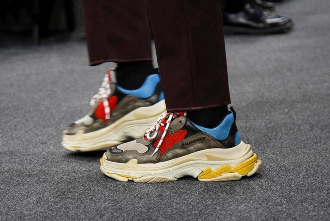Balenciaga Triple S China 4