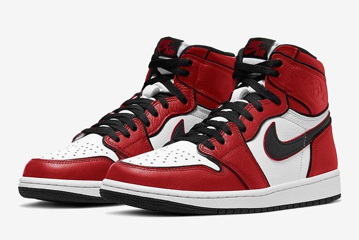 Air Jordan 1 Bloodline 2 0
