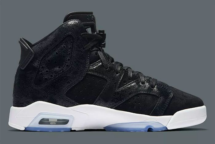 Air Jordan 6 Heiress 3