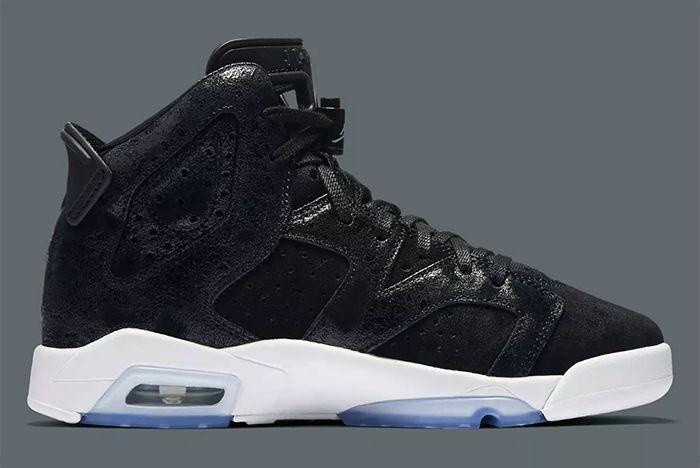 Air Jordan 6 Heiress 3