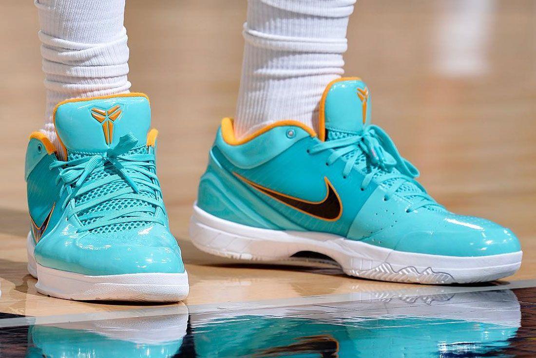 Nike Kobe 4 Derozan