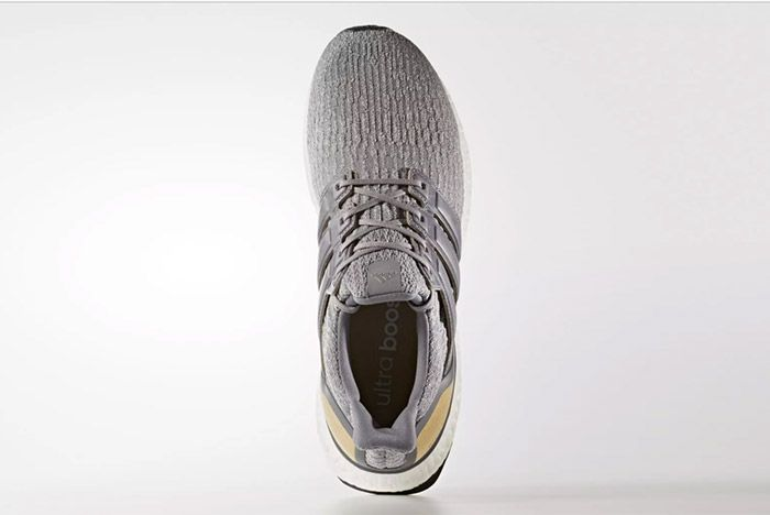 Adidas Ultra Boost 3 0 Grey Leather 7
