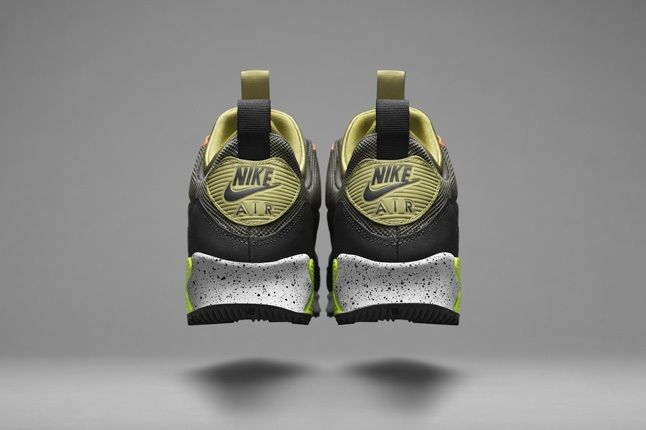 Nike Snearboots 2013 Am90 Mid 3