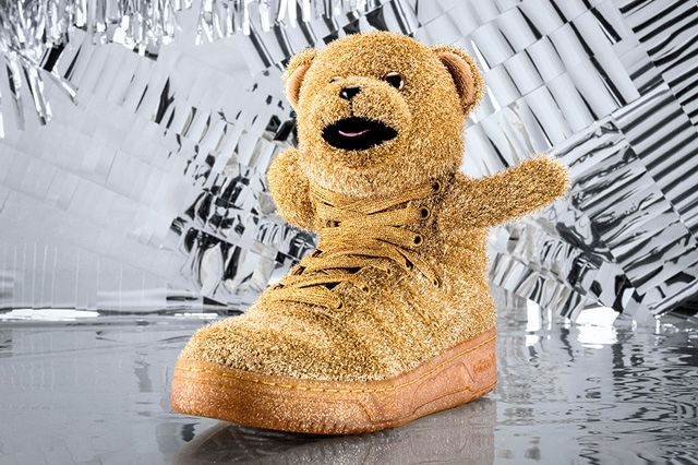 Jeremy Scott Adidas Originals Holiday Bears 1