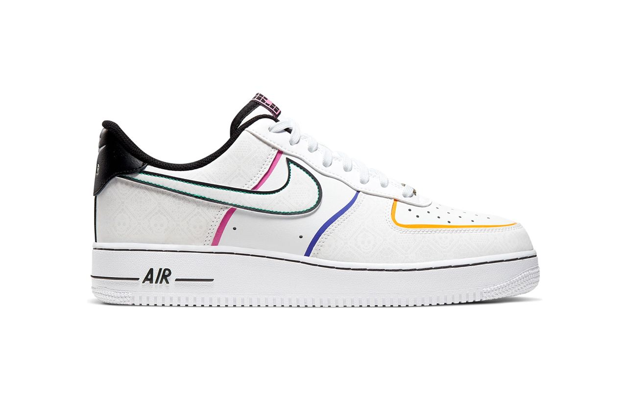 Nike Air Force 1 'Day of the Dead' (2019)