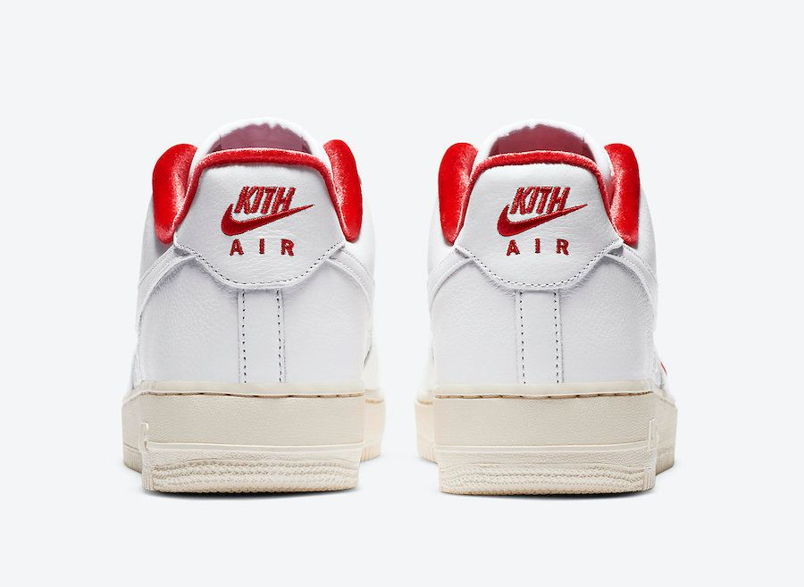 Kith Nike Air Force 1 Heel
