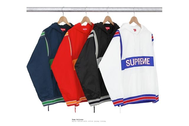 Supreme Ss15 Outerwear Collection 2