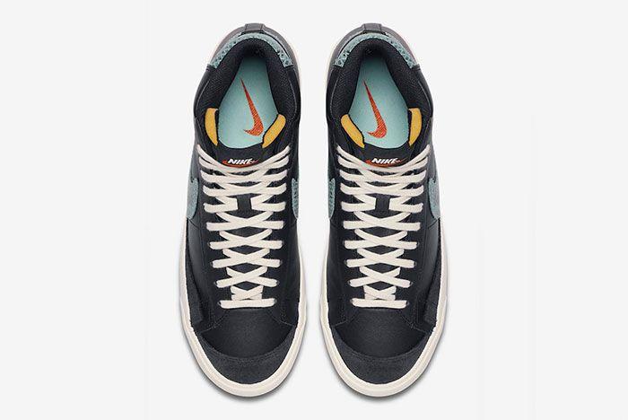 Nike Blazer Mid 77 Vintage Reptile Snakeskin Ci1176 001 Top