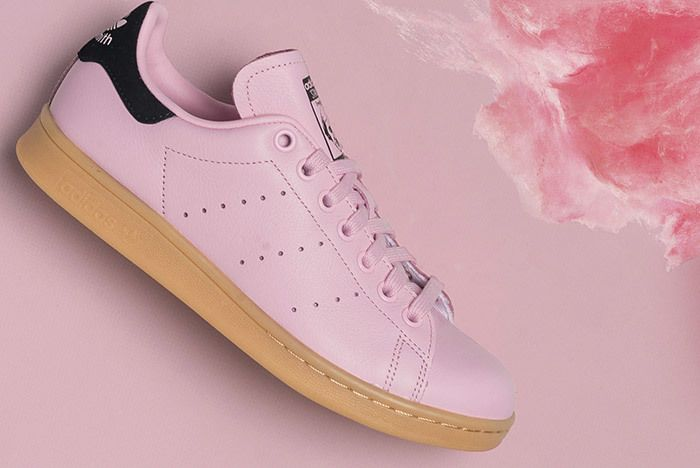 Adidas Stan Smith Pink 3